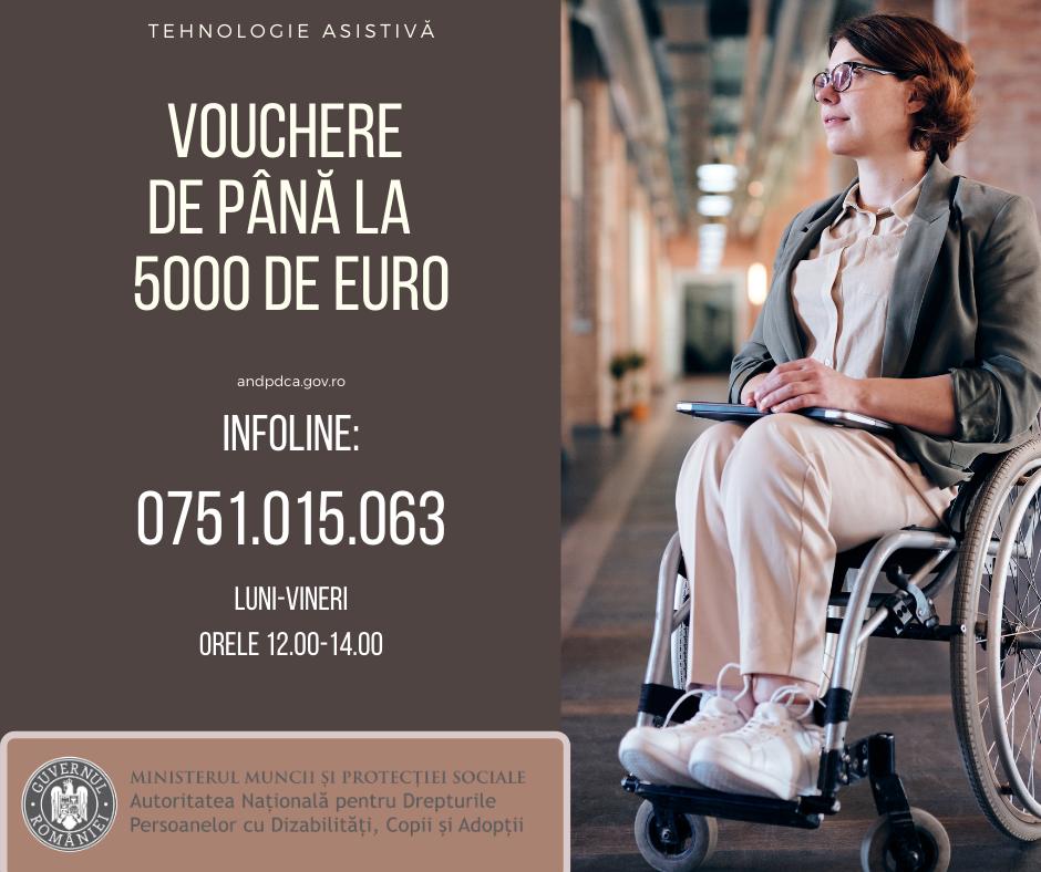 Procedura de acordare a subvențiilor pentru sprijinirea persoanelor cu dizabilități